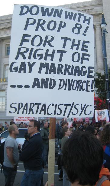 Prop 8 is gay